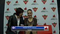 Taia Steward - Junior Ladies Short Program