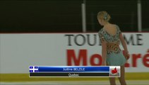 Justine Belzile - Junior Ladies Short Program