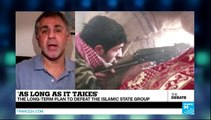 'As long as it takes': The long-term plan to defeat the Islamic State group (part 2)