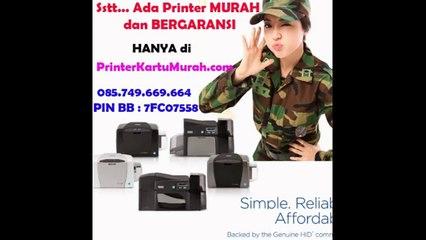 081.230.730.028 - Printer ID Card - Printer Kartu - Cetak Kartu