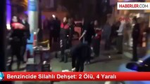 Mersin'de Petrol İstasyonundaki Silahlı Saldırı