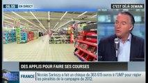 La chronique de Frédéric Simottel : Faites vos achats de Noël dans un supermarché virtuel ! - 04/12