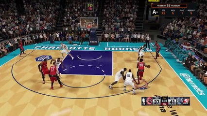 NBA 2K15 - Mes plus beaux dunks #1