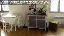 A vendre - Appartement - NANTES (44000) - 28m²