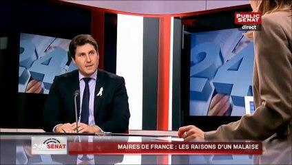 24 heures Sénat du 25/11/14 : Maires de France - les raisons d'un malaise
