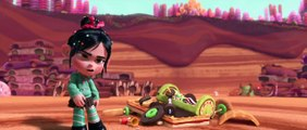 Wreck it Ralph Clip _ Ralph and Vanellope