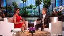 Ellen DeGeneres Shares Fictional Photo Of Eva Mendes' Baby