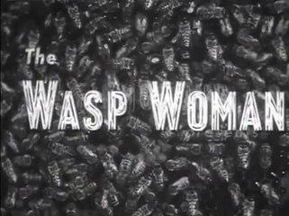 PUBLIC DOMAIN Wasp Woman - Full Horror Movie