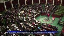 Tunisie: Mohammed Ennaceur élu président du parlement