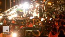 Protests erupt around the U.S. after grand jury decision in Eric Garner chokehold case