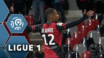 But Claudio BEAUVUE (61ème pen) / EA Guingamp - SM Caen (5-1) - (EAG - SMC) / 2014-15