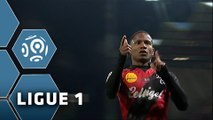 But Claudio BEAUVUE (78ème) / EA Guingamp - SM Caen (5-1) - (EAG - SMC) / 2014-15