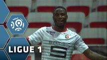 But Paul-Georges NTEP (12ème) / OGC Nice - Stade Rennais FC (1-2) - (OGCN - SRFC) / 2014-15