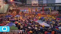 Hong Kong Student Protesters Consider Pulling up Stakes