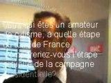 N. Sarkozy: comme Thévenet sorti 1er !