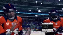 NFL Super Bowl 48 | Seahawks vs Broncos - MANNING vs SHERMAN, Highlights, Madden Sim