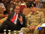 Pakistan has advanced defence sector: Pervaiz Rasheed-Geo Reports-04 Dec 2014