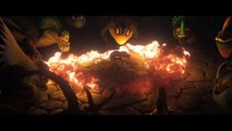 _Scary Dragons_ HOW TO TRAIN YOUR DRAGON 2 Movie Clip
