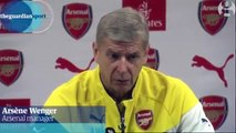 Arsene Wenger Thierry Henry is an Arsenal man video Football The Guardian