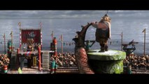 _Sheeps and Dragons_ HOW TO TRAIN YOUR DRAGON 2 Movie Clip # 2