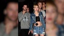 Miley Cyrus, New Boyfriend Jet To Miami
