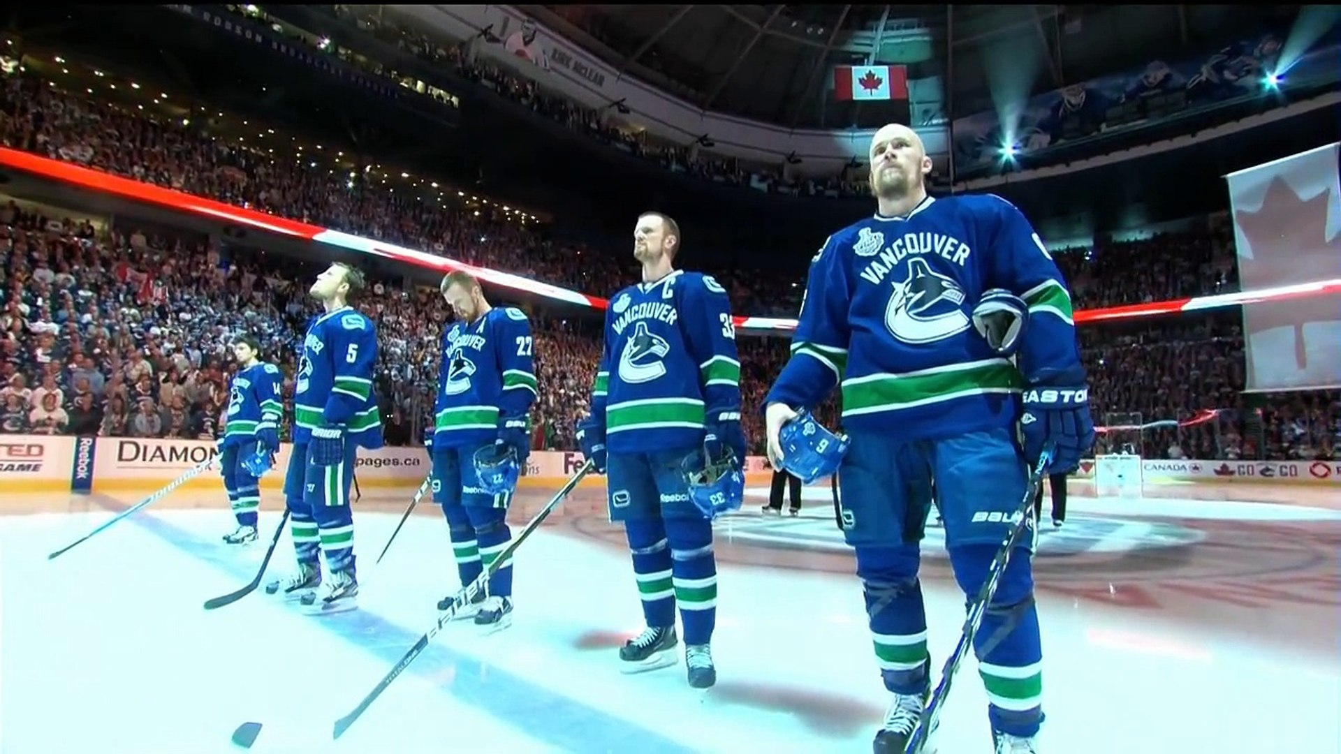 NHL 2011 Stanley Cup Final G5 - Vancouver Canucks vs Boston Bruins  2011-06-10