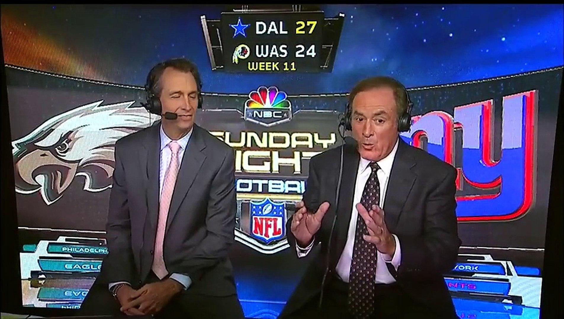 NFL 2011-12 W11 - New York Giants vs Philadelphia Eagles 2011-11-20
