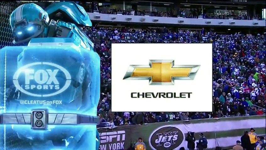 NFL 2011-12 W16 - New York Jets vs New York Giants 2011-12-24