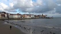 PAISAJES de Asturias: Playa de la Ribera Luanco