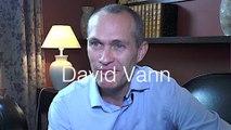 Autour d'un verre avec David Vann pour lecteurs.com