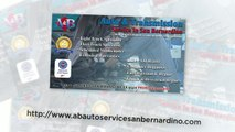 Auto San Bernardino 909-327-4185 Transmission