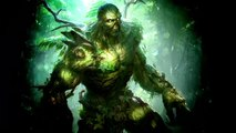Infinite Crisis - Swamp Thing dans ses oeuvres