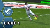 Olympique Lyonnais - Stade de Reims (2-1)  - Résumé - (OL-SdR) / 2014-15