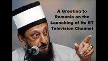 Greetings to Rumania From Sheikh Imran Hosein