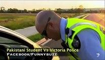 "Australian Police (Victoria) vs Pakistani Students "" Very Hilarious English Conversation """