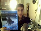 The Lord Of The Rings Middle-Earth: Shadow of Mordor (PlayStation 4) Unboxing / The Lord Of The Rings Middle-Earth: Shadow of Mordor (PlayStation 4) Opening