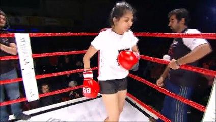 Karina Jarjomenko vs Ratnadiptee Shimpi