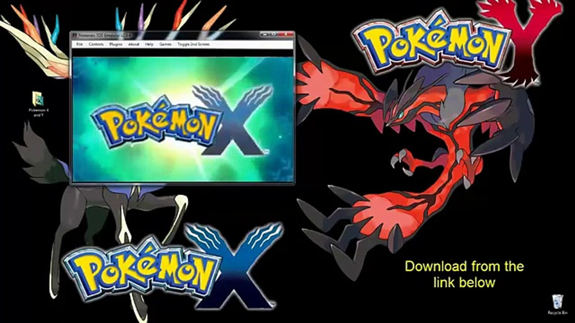 Pokemon x and y gba zip file download
