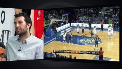 Ο Κώστας Τσαρτσάρης στη SuperBASKETBALL