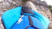 Compilations de saut extrêmes en wingsuit