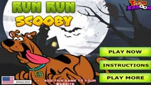 Scooby Doo Run From Ghosts - Scooby Doo Games
