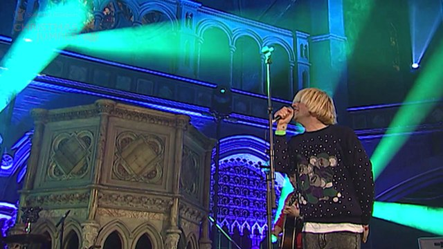 The Charlatans - Just When You're Thinkin' Things Over - Christmas Jumper Jam