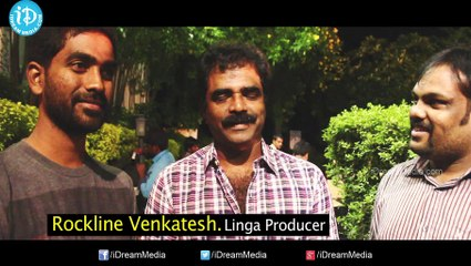 Linga Producer Rockline Venkatesh