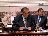 Archives de l'Assemblée nationale : Philippe Séguin évoque l'insulte à Christiane Taubira, le 11 décembre 1996
