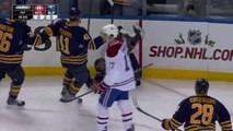 NHL player scores on an amazing no-look backhand shot! So Talented Tyler Ennis