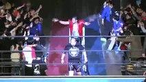 Yuji Nagata & Manabu Nakanishi vs. Shinsuke Nakamura & Tomohiro Ishii (NJPW)