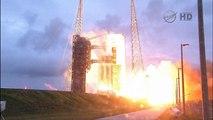 NASA's Orion 'Mars spaceship' launches