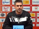 2014 Ligue 1 J17 REIMS GUINGAMP, l'avant match, le 06/12/2014