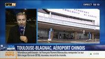BFM Story: Aéroport de Toulouse-Blagnac: 49,99 % des parts cédés à un consortium chinois - 05/12