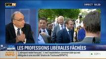 BFM Story: Emmanuel Macron n'a pas convaincu les professions libérales – 05/12